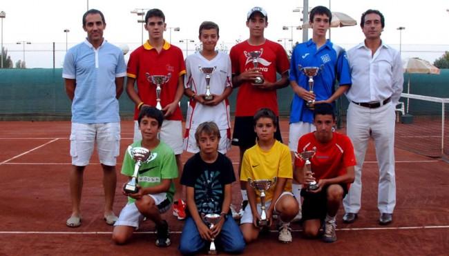 El Circuit Juvenil va tancar l'estiu amb èxit al CT Lleida