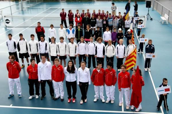 Les seleccions de Lleida i Girona, campiones de la Copa Transpirineus