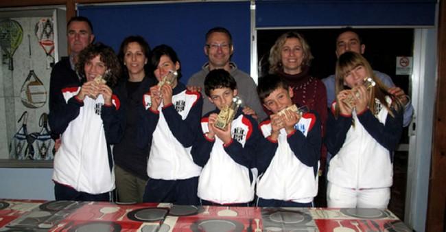 El CE Mas Duran de Cervera entrega els trofeus de la Lliga Americana