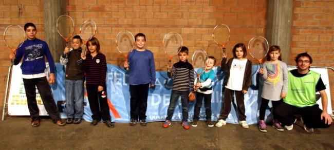 La Federació col·labora als Parcs de Nadal de Lleida i de Mollerussa