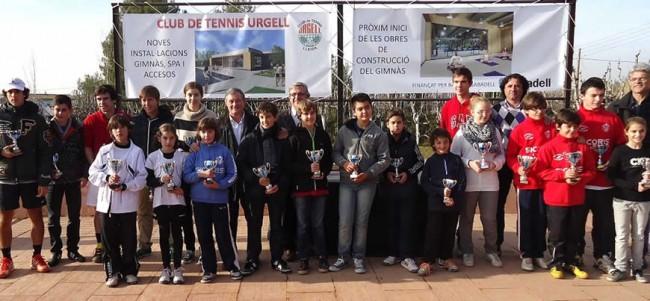 L'Open Nadal-SLAM va tancar l'any al CT Urgell