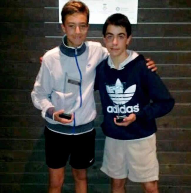 Alejandro Serret, campió del Circuit Juvenil a Cornellà