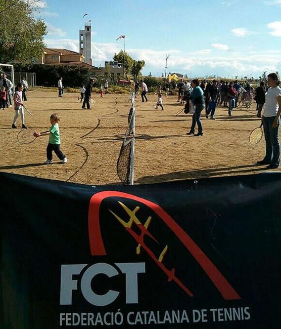 La Representació a Lleida de la FCT, amb la Festa del Banyetes