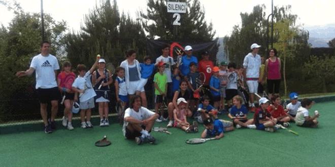 II Jornada del tennis a la Cerdanya