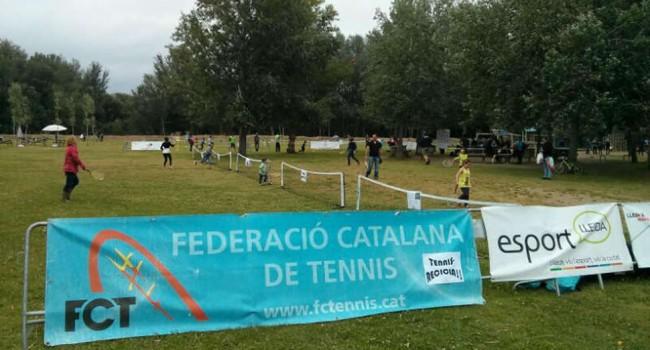 El tennis, amb la festa del Dia Mundial del Medi Ambient