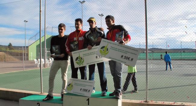 David Falcó es proclama campió del V Open Borges