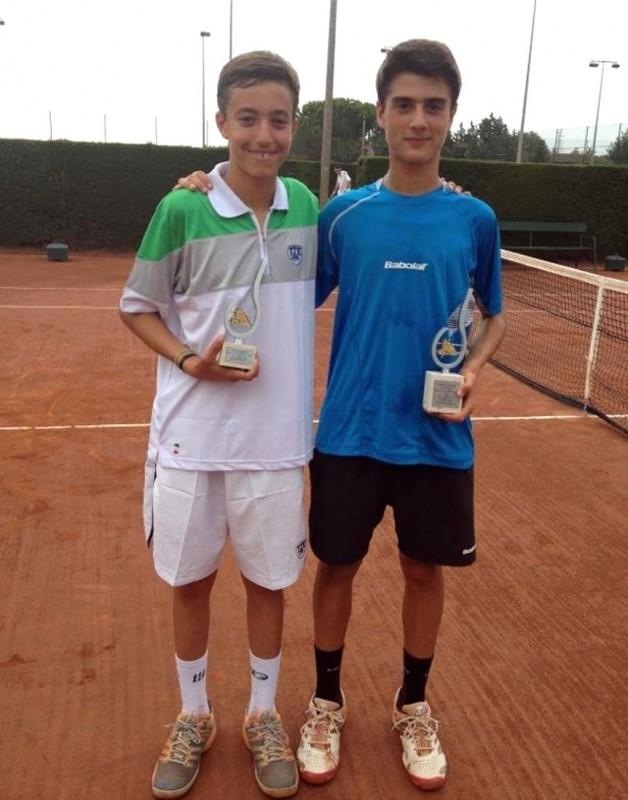 Alejandro Serret, brillant finalista del Circuit Juvenil