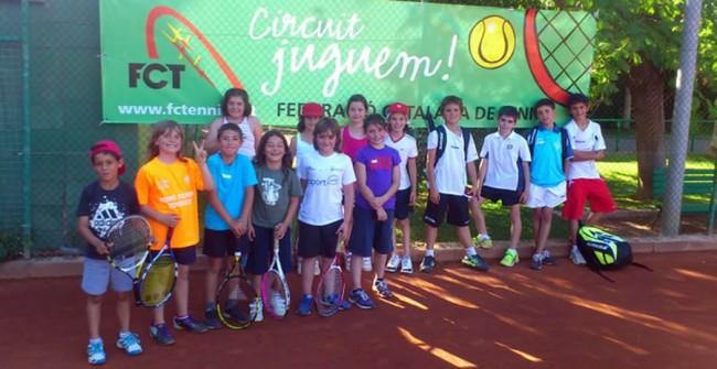 El Circuit Juguem de 2013 es tanca al Sícoris Club