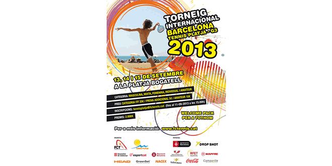Torneig Internacional Barcelona Tennis Platja - G3