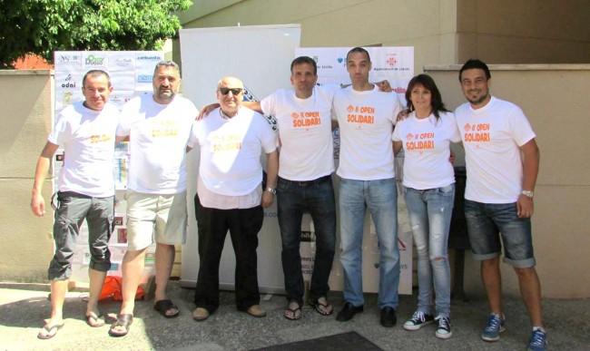 El segon Open Solidari del CN Lleida, tot un èxit