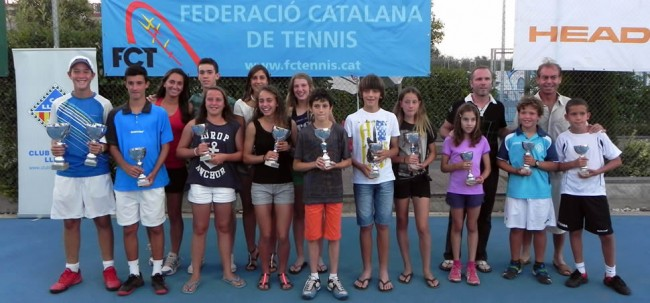 Pep Canyadell fa doblet al Circuit Juvenil del CN Lleida