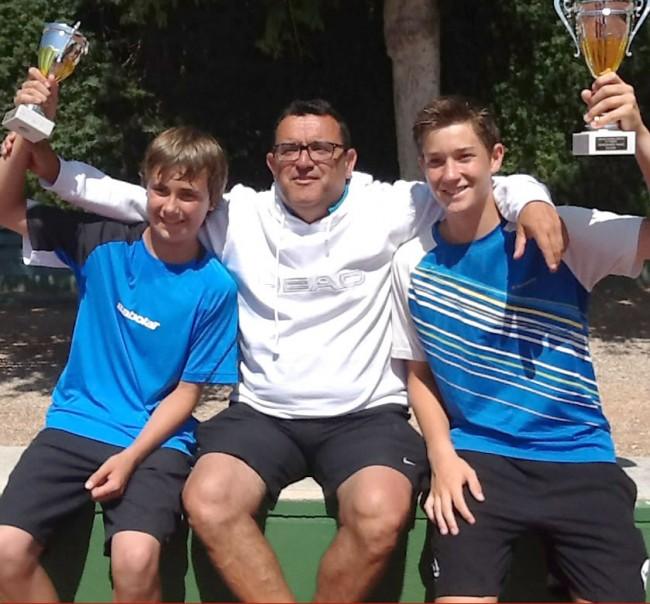 El CT Urgell ja coneix els campions del seu Circuit Juvenil d'Estiu