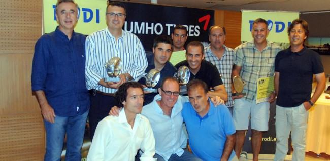 El Rànquing Social Rodi del CT Lleida lliura els guardons