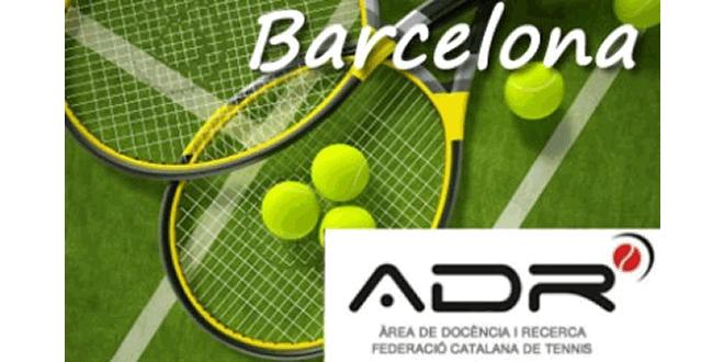 Resultats de les proves d'accés al Curs Nivell-1 en Tennis Barcelona