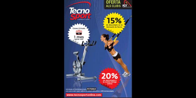 Tecno Sport amb el tennis català