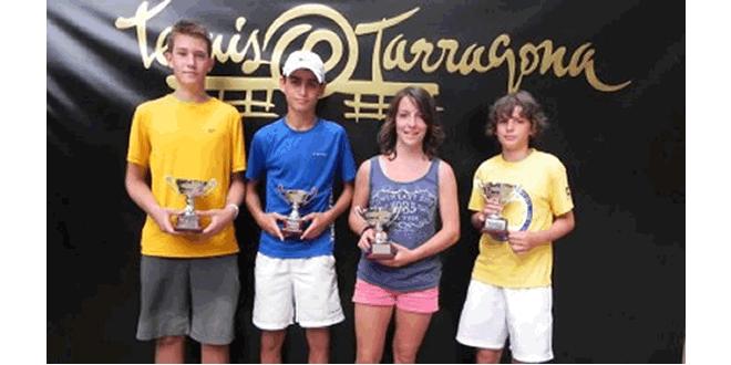 Lleida també domina el Circuit Juvenil del CT Tarragona