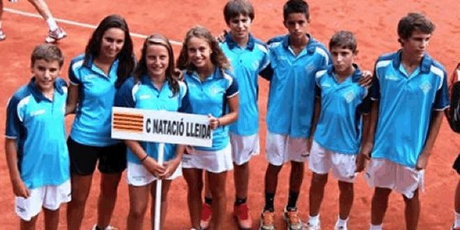 CT Lleida i CN Lleida, a l'Estatal Infantil - Trofeu Joan Compta