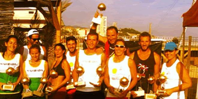 El Master del Circuit Català de Tennis Platja 2013 tanca una gran temporada plena de campionats