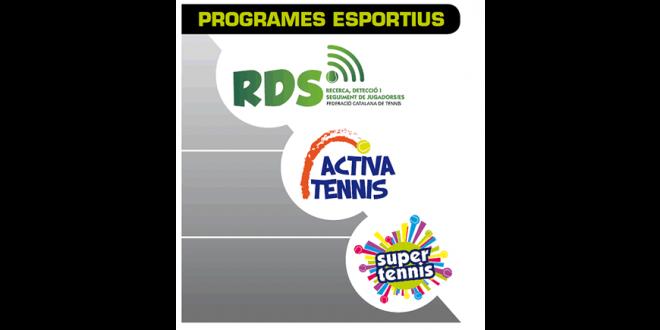 Activa Tennis! El tercer programa esportiu de la FCT que culmina la Piràmide del Tennis Català.