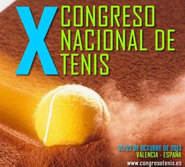 X Congrés Nacional de Tennis - València