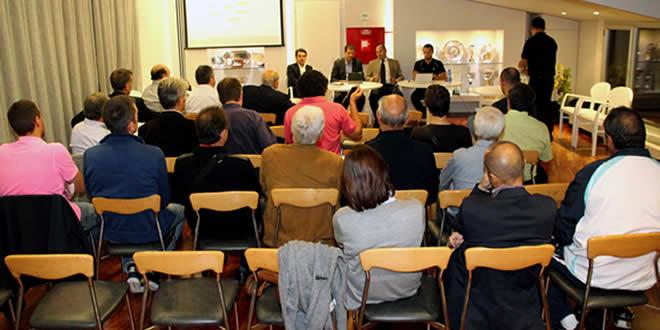 La FCT consensua en el territori el nou projecte de llicència