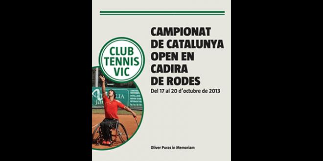 XXIII Campionat de Catalunya Open de Tennis en Cadira de Rodes