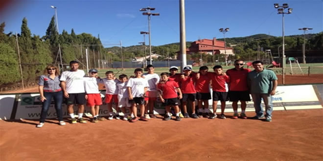 El CT TORTOSA i el CT TARRAGONA Campions Provincials Alevins per equips 2013