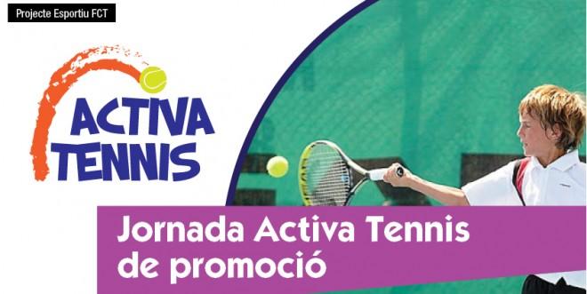 Jornada Activa Tennis Portada