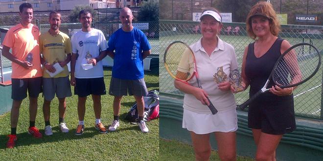"""""""Campionat Provincial de Tennis +30 i +35"""" que organitza el Club de Tennis Comarruga Atlètic"""