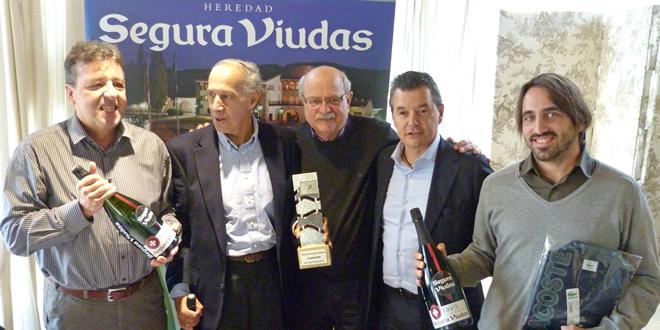 """El """"Diari del Godó"""", campió del XV Trofeu Segura Viudas de periodistes per equips"""