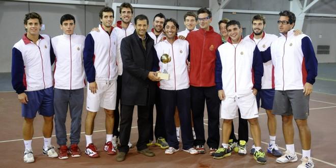 EL RCT Barcelona 1899 revalida el títol de campió de Catalunya per Equips Absoluts Masculí i Femení, Trofeu Sport