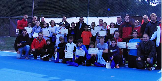 Jornada Activa Tennis Foment de Tona