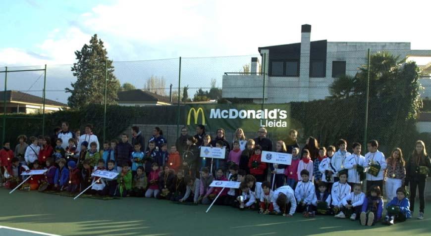 Open Mc'Donalds2013