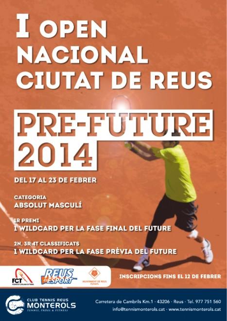 Open Nacional Pre Future
