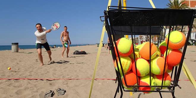 Tennis Platja, nova secció esportiva de Panteres Grogues