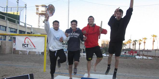 We Beach inicia la temporada 2014 al Club Natació Barcelona