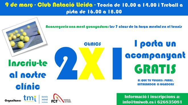 Clínic Lleida 2x1 català