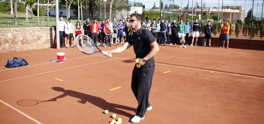Tennis - INEFC