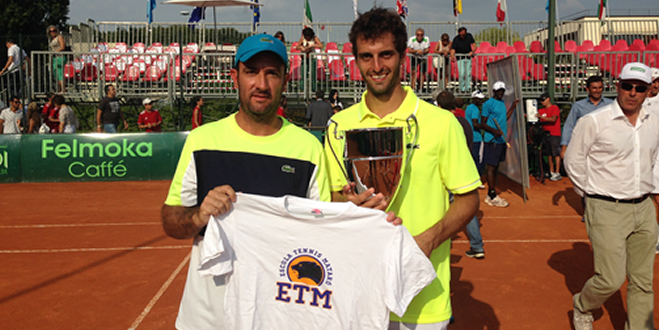 L'Albert Ramos revalida el títol del Challenger de Milà