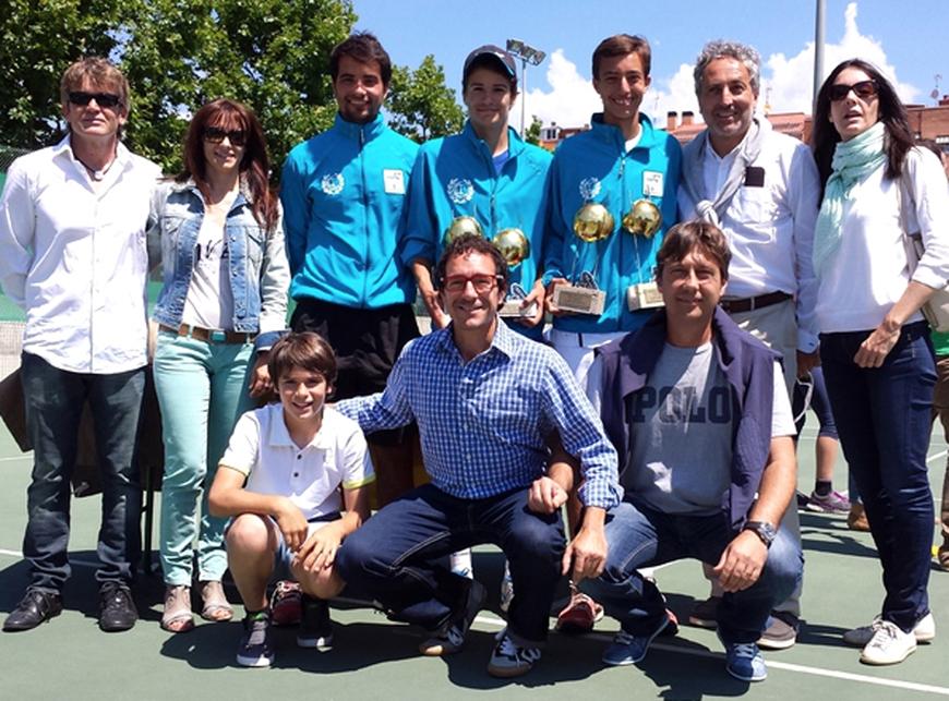 Alejandro Serret - Campió