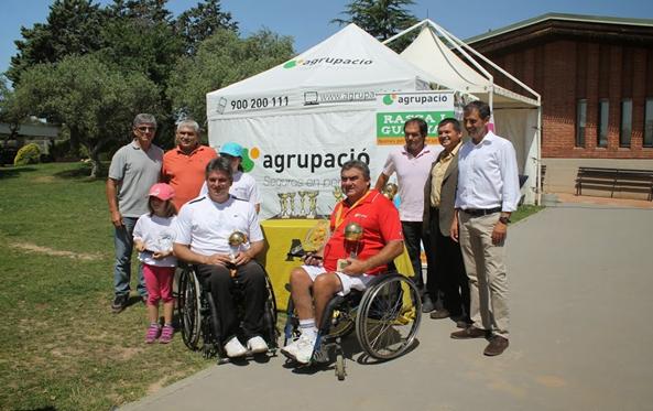 Campionat Catalunya Cadira de Rodes 2014