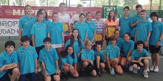 Espanya Cadet 2014