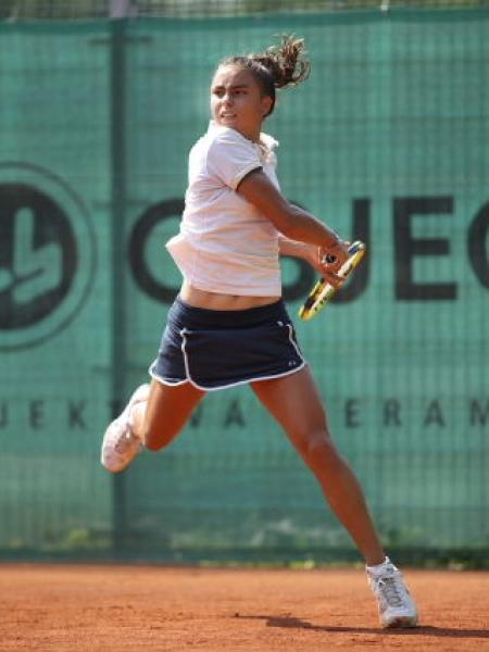 Julia Payola finalista al Campionat d'Espanya Junior 2014
