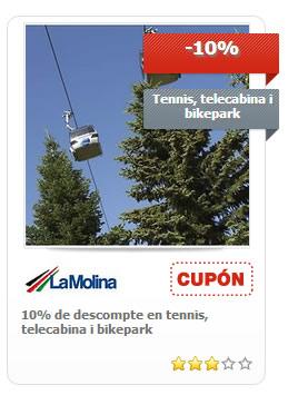La Molina ofereix avantatges als federats.