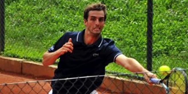 El jugador de l'Escola Tennis Mataró Albert Ramos es proclama finalista del Challenger de Banja Luka