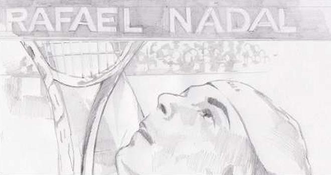 Casting Rafa Nadal
