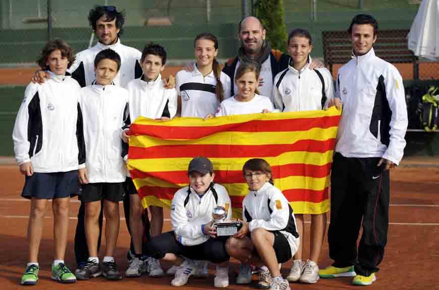 Selecció Lleida - Transpirineus 2014