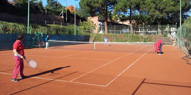 Èxit de participació en la 8ena edició del Torneig de Tennis Adaptat