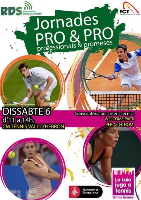 RDS PRO&PRO, jornada de professionals i promeses.
