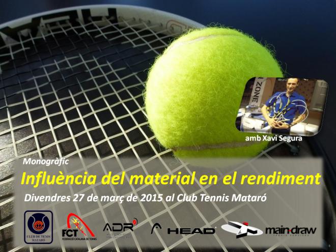 Poster Monogràfic Material CT Mataró
